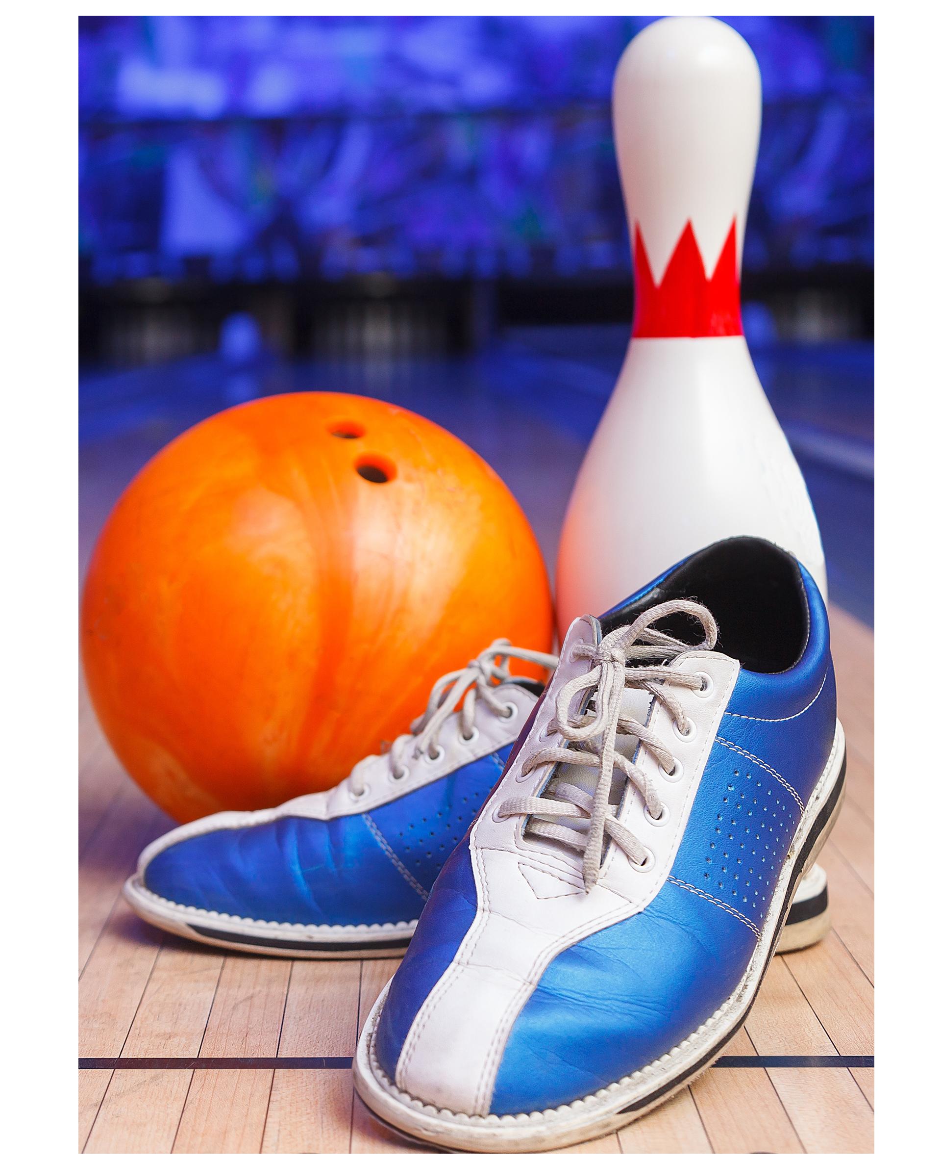bowling-shoes-ball-pin